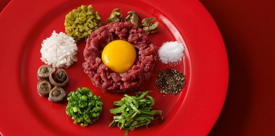 Блюдо из говядины татар — pic 8